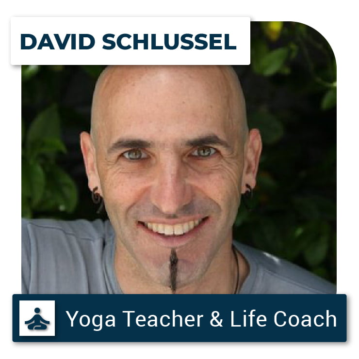 David Schlussel profile picture, Yoga teacher and Life Coach